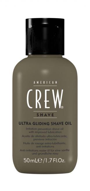 American Crew Shave olio pre-rasatura Ultra Gliding Shave Oil 50 ml