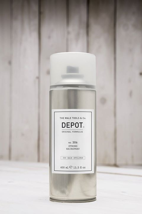 Depot n° 306 - Strong hairspray 400 ml