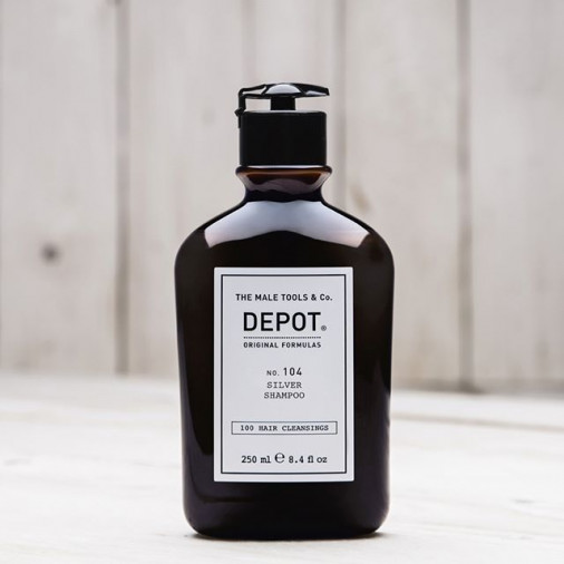 Depot n° 104 - Silver shampoo 250 ml