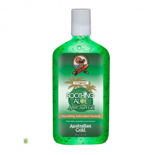 Australian Gold Soothing Aloe After Sun Gel 547 ml