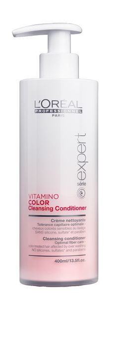 L'Oréal Pro Série Expert Vitamino color cleansing conditioner 400 ml *
