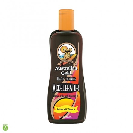 Australian Gold Dark Tanning Accelerator native oils 250 ml