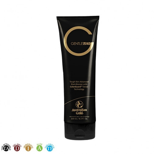 Australian Gold Gentleman Black Bronzer 250ml
