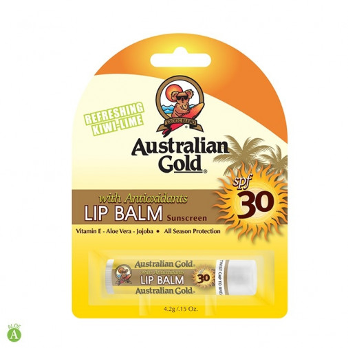 Australian Gold SPF30 Lip Balm 4.2 g