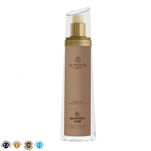 Australian Gold Superior Magnificent Natural Luxe Bronzer 205 ml