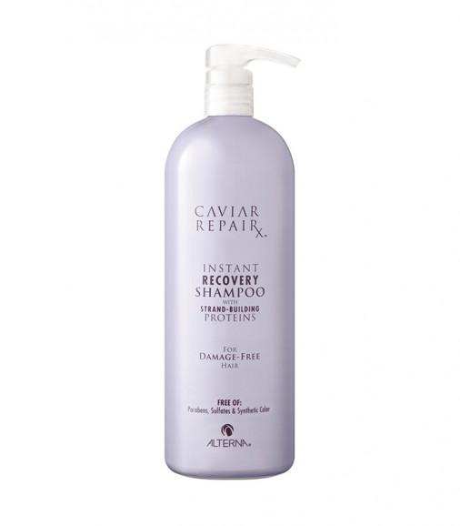 Alterna Caviar shampoo repairx instant recovery 1000 ml*