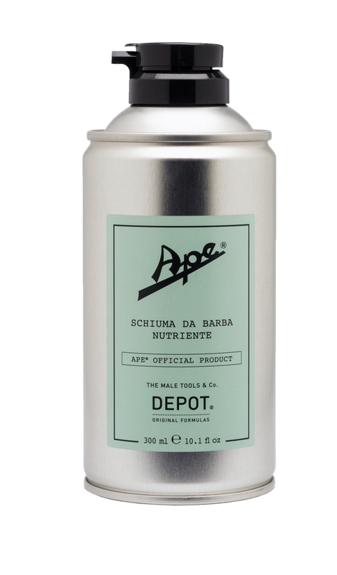Ape by Depot schiuma da barba nutriente 300 ml