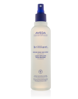 Aveda Brilliant styling lacca medium hold hair spray 200 ml