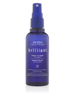 Aveda Brilliant styling lucidante spray-on shine 100 ml