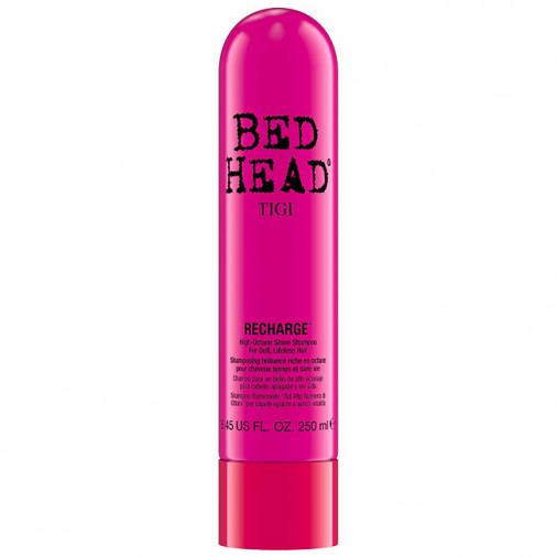 Tigi Bed Head Recharge high-octane shine shampoo 250 ml