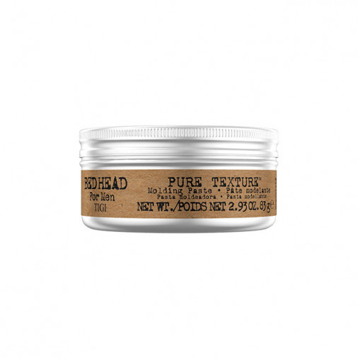Tigi Bed Head B 4 men styling pasta Pure Texture Molding Paste 83 gr
