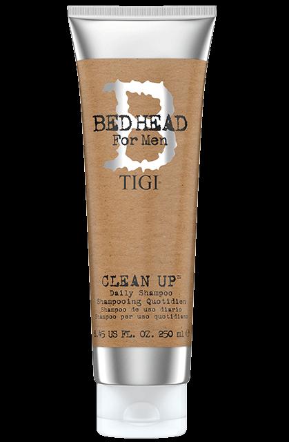 Tigi Bed Head B 4 Men Clean Up Daily shampoo 250 ml