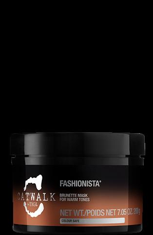 Tigi Catwalk Fashionista Brunette maschera 200 gr*