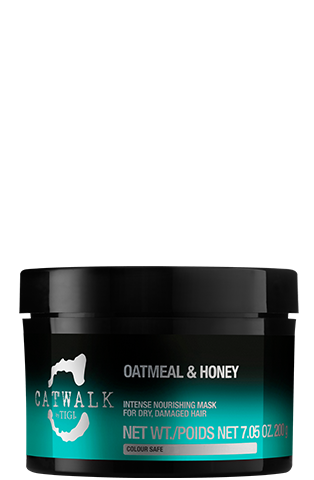 Tigi Catwalk maschera Oatmeal & honey 200 gr