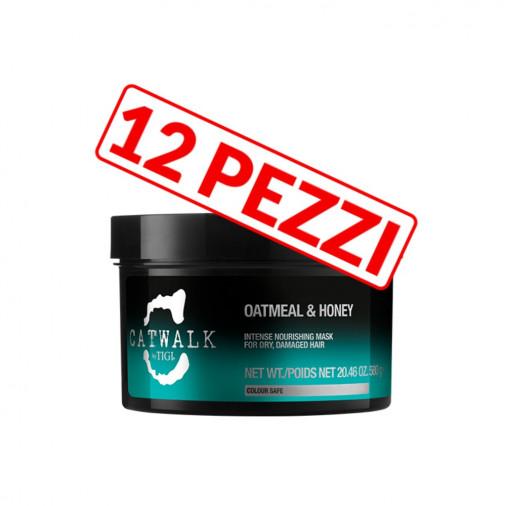 Maschera nutriente Tigi per capelli secchi kit 12 pezzi 200 gr