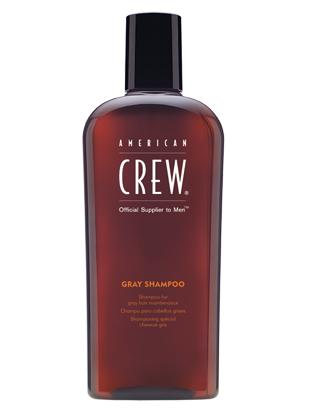 American Crew shampoo tonalizzante Gray 250 ml