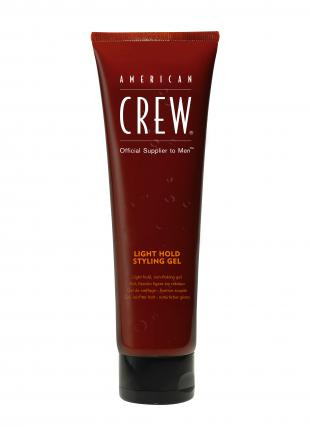 American Crew styling gel leggero Light hold 250 ml