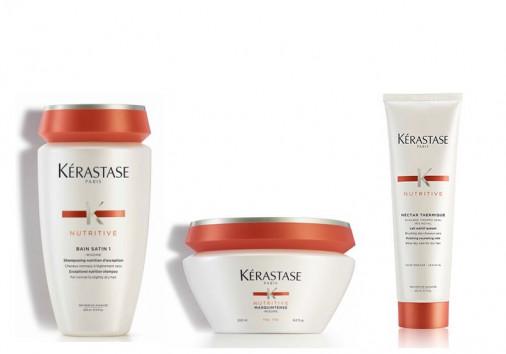 Kérastase Rituel nutritive irisome - kit per capelli normali fini