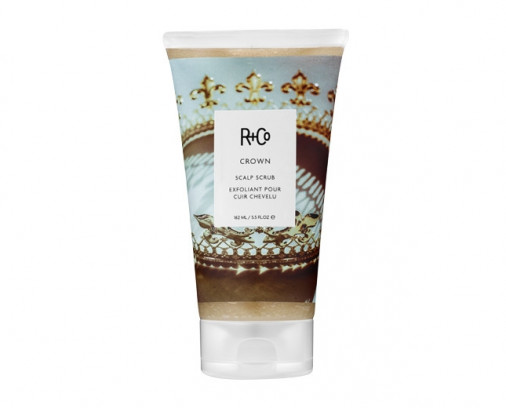 R+Co. Crown scalp scrub 162 ml