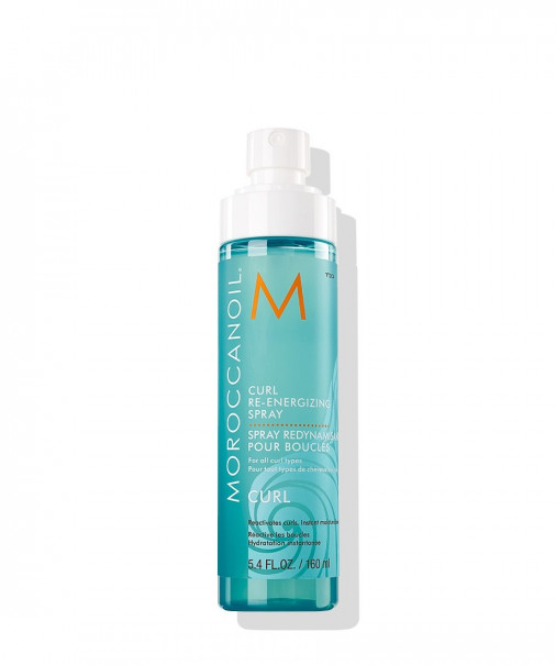 Moroccanoil styling curl re-energizing spray 160 ml