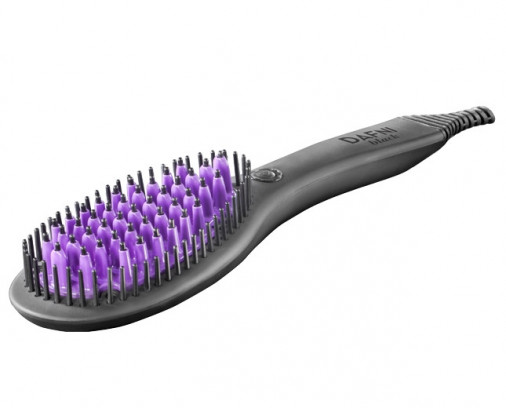 Dafni Black Hair Ceramic Brush