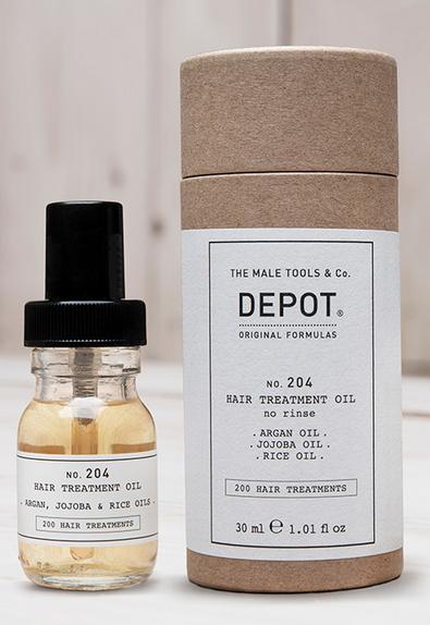 Depot n° 204 - Hair treatment oil 30 ml