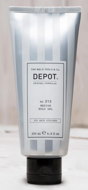 Depot n° 313 - Medium hold gel 200 ml