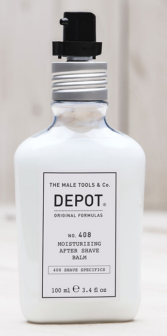 Depot n° 408 - Moisturizing after shave balm fresh black pepper 100 ml
