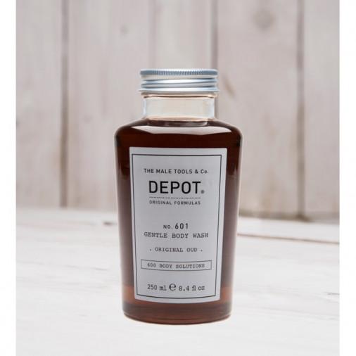 Depot n° 601 - gentle body wash  original oud 250ml