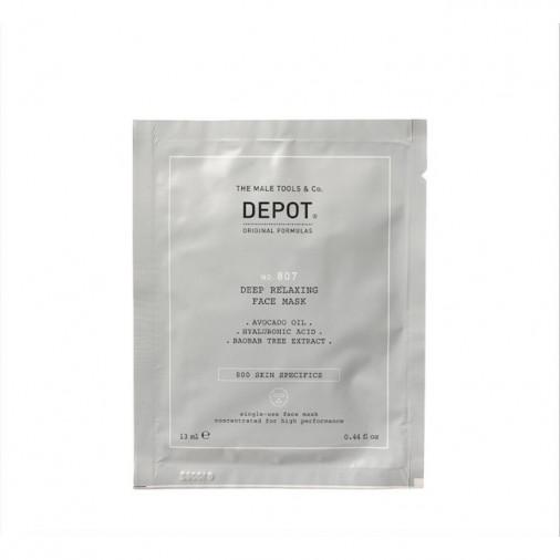 Depot n° 807 - deep relaxing face mask 13 ml