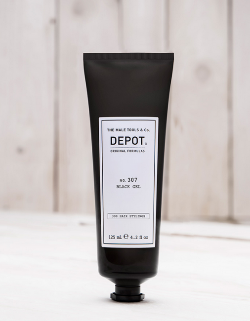 Depot n° 307 - Black gel 125 ml
