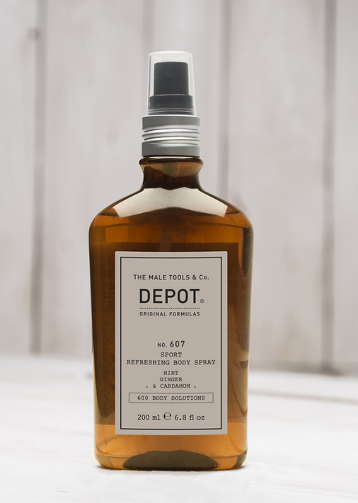 Depot n° 607 - Sport refreshing body spray 200 ml