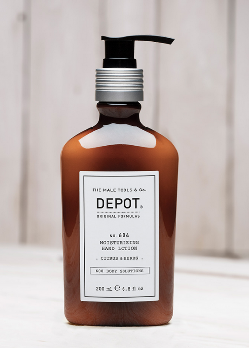 Depot n° 604 - Moisturizing hand lotion 200 ml