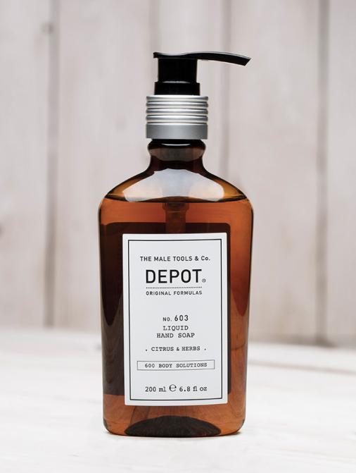 Depot n° 603 - Liquid hand soap 200 ml