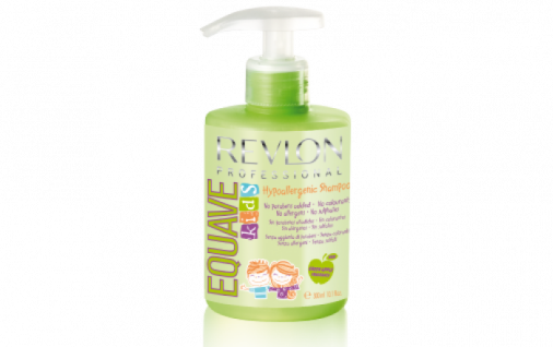 Revlon equave kids hypoallergenic shampoo 300 ml