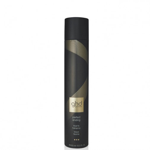 Ghd styling lacca perfect ending final fix hairspray 400 ml