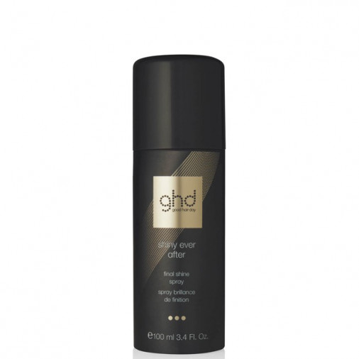 Ghd styling spray shiny ever after final shine 100 ml