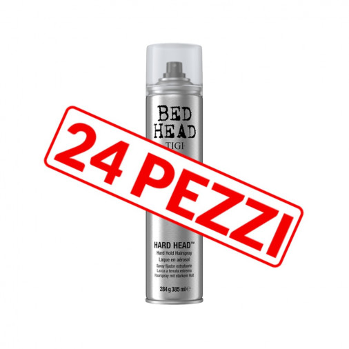 Kit 24 pezzi lacca extra forte Tigi Bed Head 385 ml