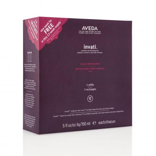 Aveda Invati trio ricariche Scalp Revitalizer 3x150 ml *