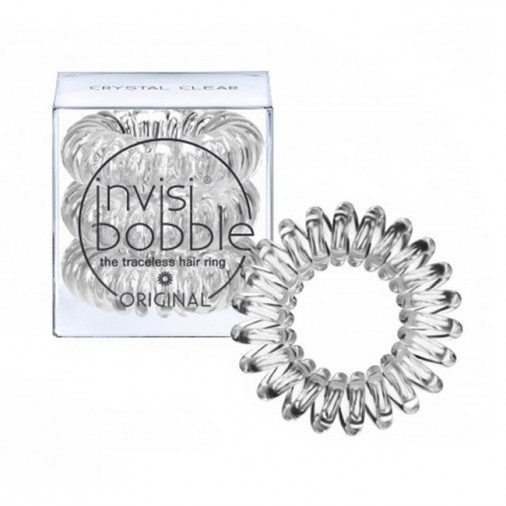 Invisibobble elastici Crystal clear