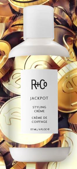 R+Co. styling Jackpot crème 177 ml