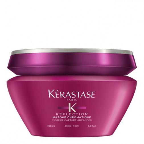 Maschera ravvivante per capelli colorati medio-grossi, barattolo 200 ml
