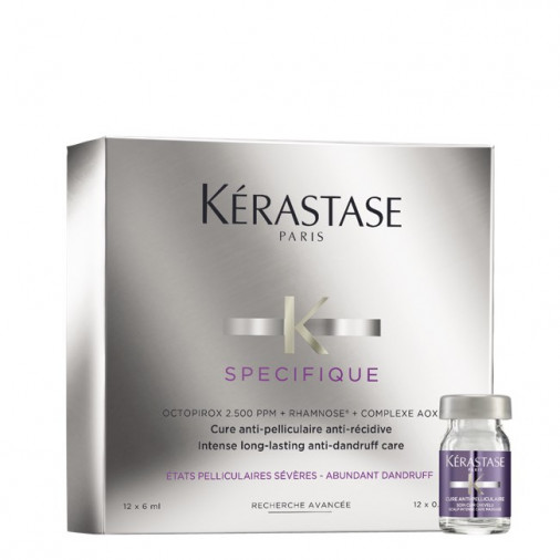 Kerastase Spécifique fiale anti-forfora 12x6 ml