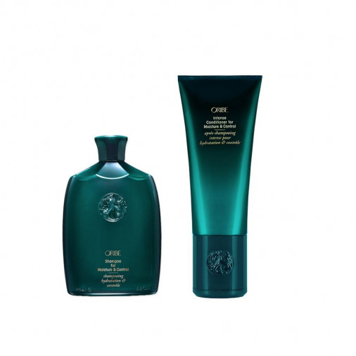 Oribe for Moisture & Control kit shampoo e Intense conditioner