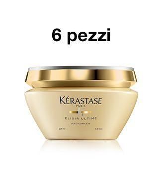 Kérastase elixir ultime - 6 elixir ultime maschera 200 ml