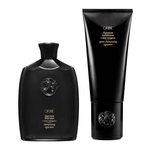 Oribe Signature kit shampoo e conditioner