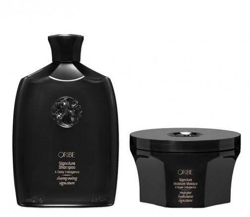 Oribe Signature kit shampoo e maschera