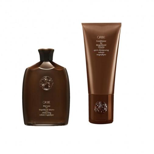 Oribe For Magnificent Volume kit Shampoo e conditioner
