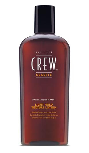 American crew styling lozione Light hold texture 250 ml