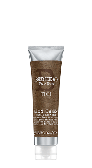 Tigi Bed Head B 4 Men balsamo per barba & capelli Lion Tamer 100 ml
